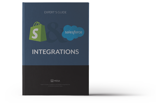 Salesforce Shopify integration experts guide